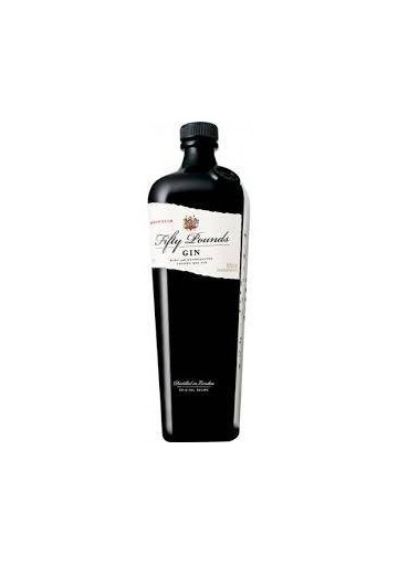 FIFTY POUNDS GIN 70CL.