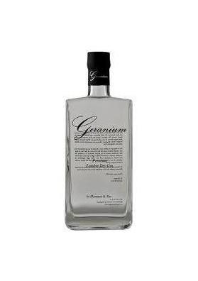 GERANIUM GIN 70CL.