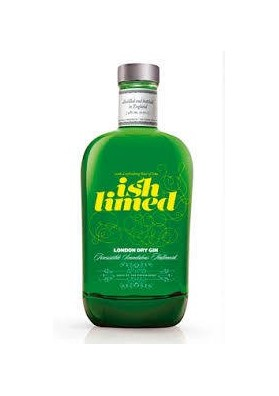 ISH LIMED GIN 70CL.
