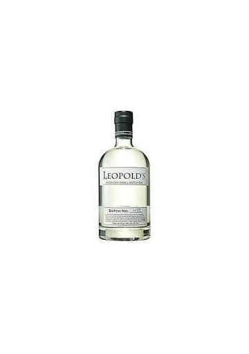 LEOPOLD'S GIN 70CL.