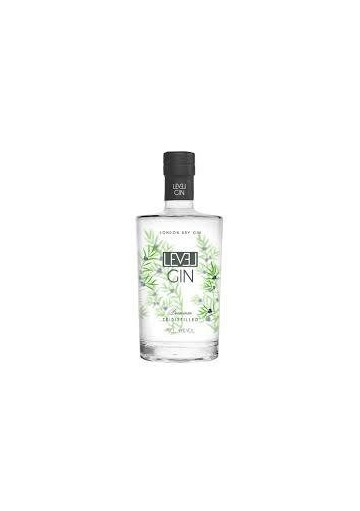 LEVEL GIN TRIDESTILED 70CL.