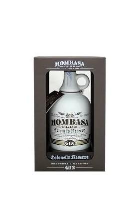 MOMBASA GIN COLONEL RESERVA 70 CL.