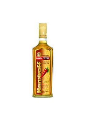 NEMIROFF HONEY PEPPER VODKA 70 CL.