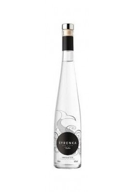 SYRENKA VODKA 50 CL.