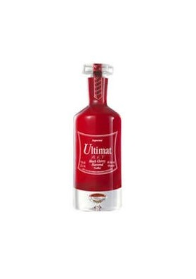 ULTIMAT VODKA CEREZA NEGRA 70 CL.