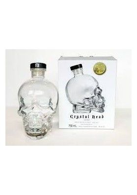 CRYSTAL HEAD 70CL.