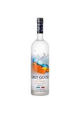 GREY GOOSE ORANGE VODKA 1L.