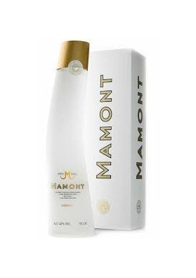 MAMONT VODKA 70CL.