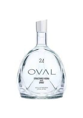 OVAL VODKA 24 70CL.