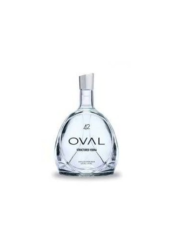 OVAL VODKA 70CL.