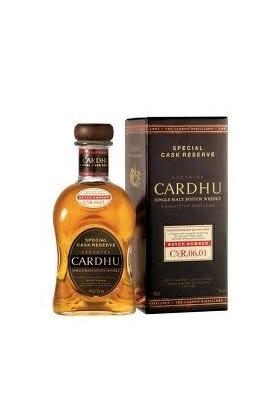 CARDHU SPECIAL CASK 70CL.