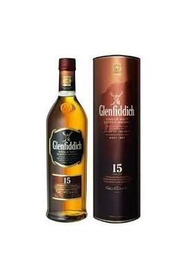 GLENFIDDICH 15 AÑOS 70 CL.