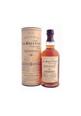 THE BALVENIE 12 AÑOS 70 CL.