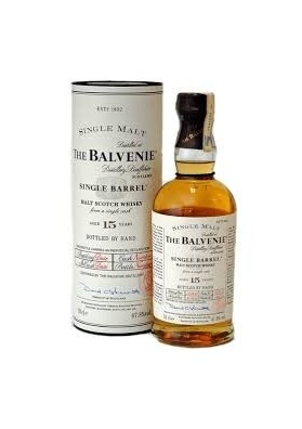 THE BALVENIE 15 AÑOS 70 CL.