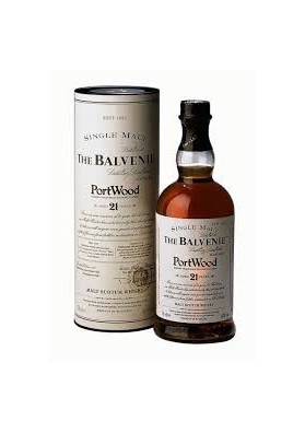 THE BALVENIE 21 AÑOS 70 CL.