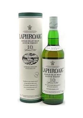 LAPHROAIG 10 AÑOS 70CL.