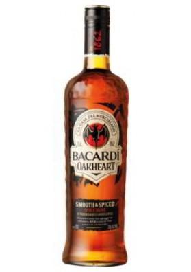 BACARDI OAKHEART 1L.