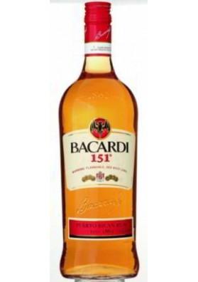 BACARDI 151 1L.