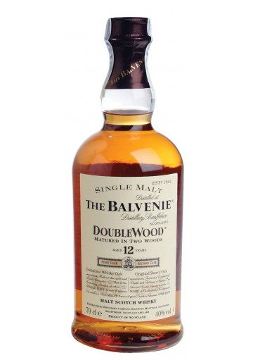 THE BALVENIE 12 AÑOS DOUBLE WOOD 70CL.