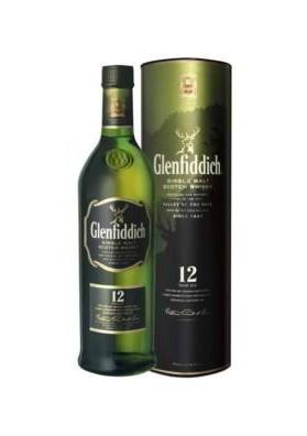 GLENFIDDICH 12 AÑOS 70CL.