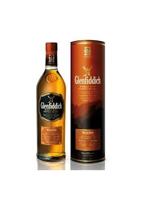GLENFIDDICH 14 AÑOS RICH OAK 1L.