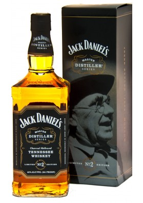 JACK DANIELS MASTER DEST. Nº 2 40% 1 LITRO