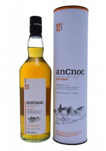 AN CNOC 12 AÑOS 70CL.