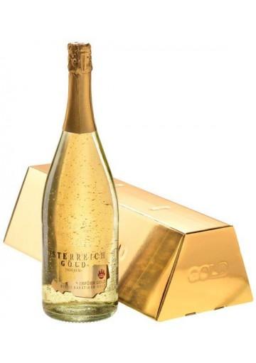 AUSTRIA GOLD LINGOTE 75 CL.