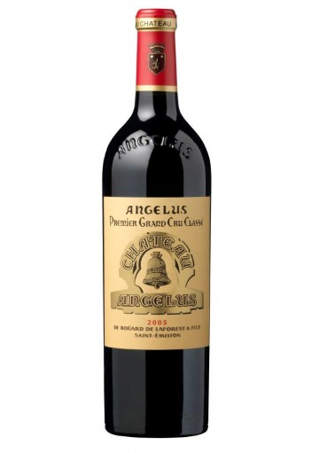 CHATEAU ANGELUS 2005 75 CL.