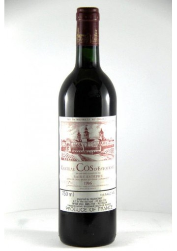 CHATEAU COS D'ESTOURNEL 1988 75 CL.