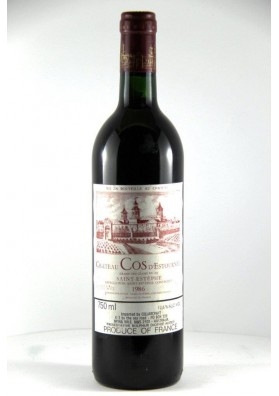 CHATEAU COS D'ESTOURNEL 2010 75 CL.
