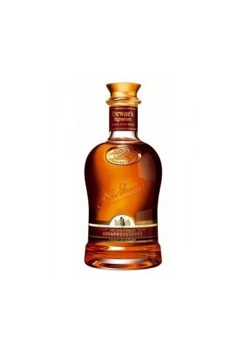 JOHNNIE WALKER DEWARS SIGNATURE 70 CL. 43%