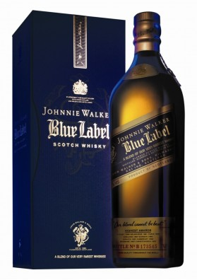 JOHNNIE WALKER BLUE 1 LITRO 40%