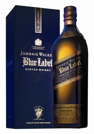 JOHNNIE WALKER BLUE 1 LITRO 40%