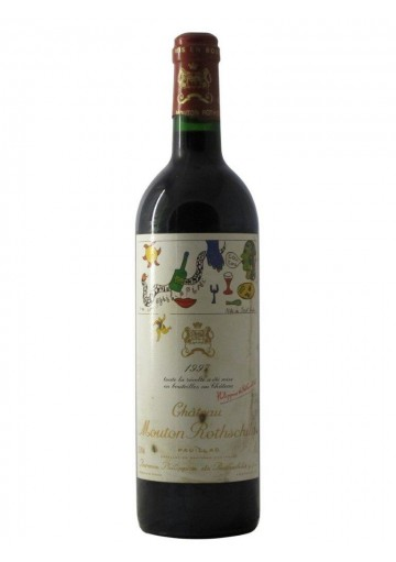 CHATEAU MOUTON ROTHSCHILD 1997 75 CL.