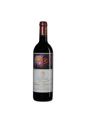 CHATEAU MOUTON ROTHSCHILD 1998 75 CL.