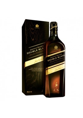 JOHNNIE WALKER DOBUBLE BLACK 70 CL. 40%