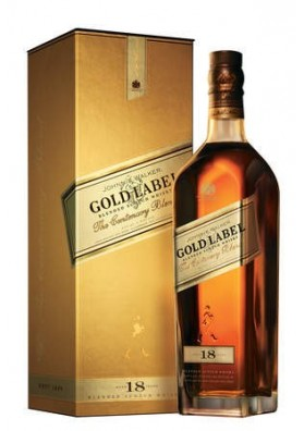 JOHNNIE WALKER GOLD 18 AÑOS 70 CL. 40%