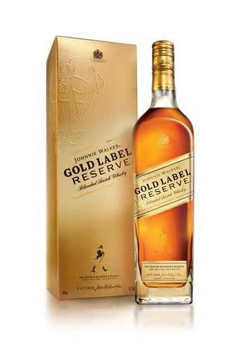 JOHNNIE WALKER GOLD RESERVE 70 CL. 40%
