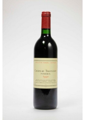 CHATEAU TROTANOY 1990 75 CL.