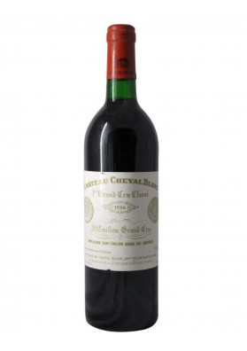 CHEVAL BLANC 1986 75 CL.