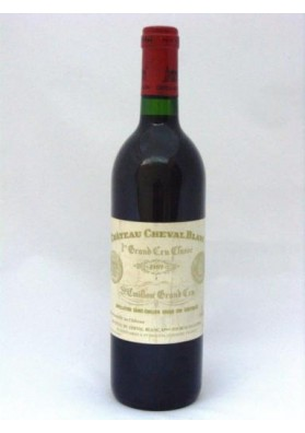 CHEVAL BLANC 1989 75 CL.