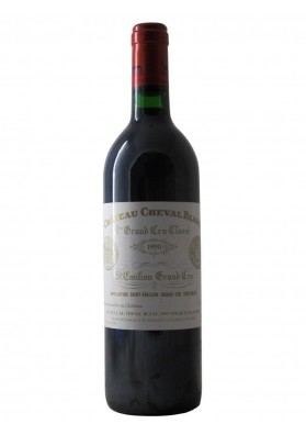 CHEVAL BLANC 1990 75 CL.