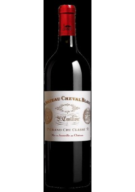 CHEVAL BLANC 2001 75 CL.