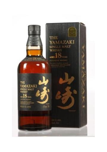 SUNTORY YAMAZAKI 18 AÑOS 70 CL.