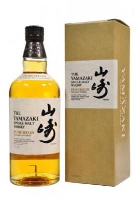 SUNTORY YAMAZAKI PUNCHEON CASK 70 CL.