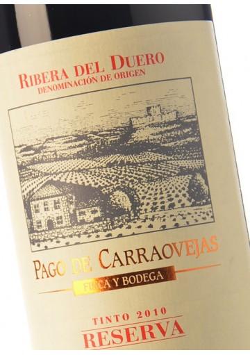 PAGO DE CARRAOVEJAS RESERVA 2010 150 CL.