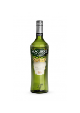 YZAGUIRRE VERMOUTH RESERVA EXTRA DRY 1 L.