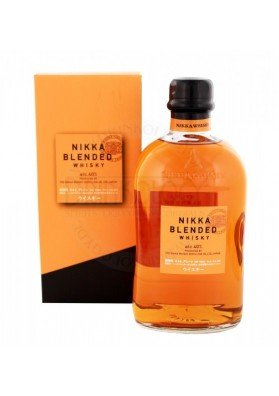 NIKKA BLENDED 40% 70 CL.