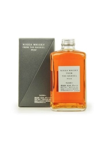 NIKKA FROM THE BARREL 51,4% 50 CL.